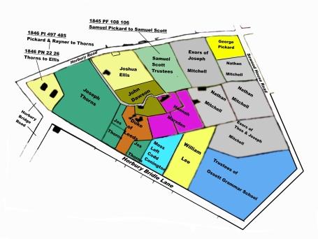 1846 Map