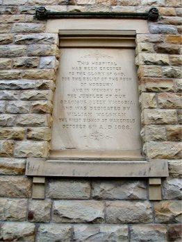 222 Horbury St Leonard's Hospital Com stone 20060913 EW