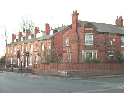 28) Corner of Sowood Ln & Manor Rd 1899