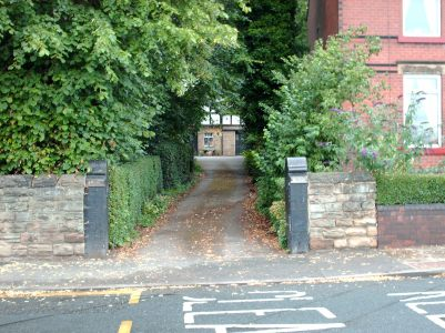 29) Southwood (Sowood House) - Tradesmans Entrance