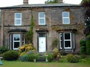 30) Sowood House Front