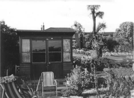 Corner of Front Garden