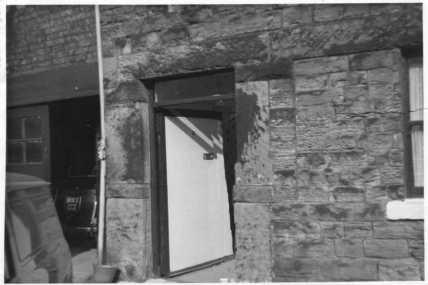 Highfield CottageBack Door 1961-2
