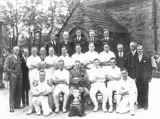 Horbury Bridge Cricket 001