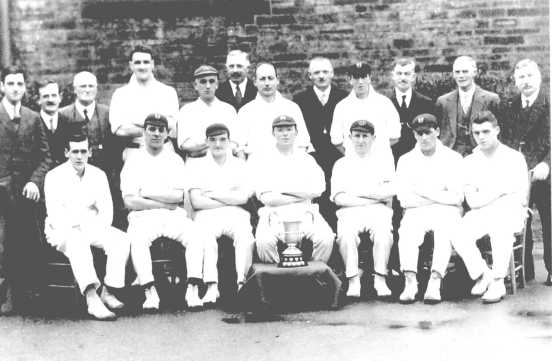 Horbury Bridge Cricketers 1