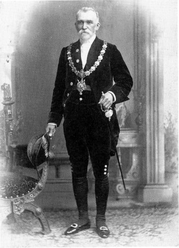Joseph Cox Mayor 1896-7
