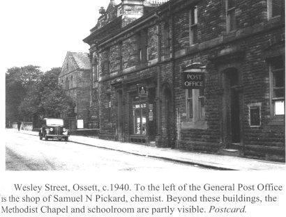S N Pickard Chemist Shop