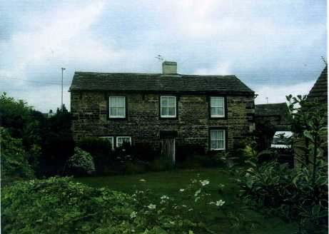 Sowood Farmhouse