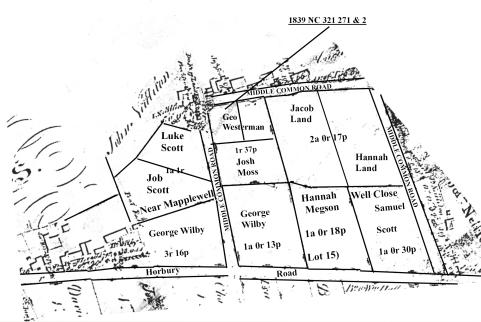 1839 Middle Common & Park Square