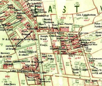 1910 Happy Land & Park Square