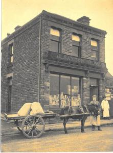 J Saxton Wilby shop on the Green