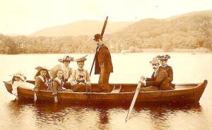 On Coniston Lake