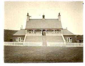 Ossett Cricket Pavilion