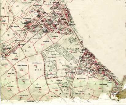 1910 Healey Rd to Denton Lane cropped