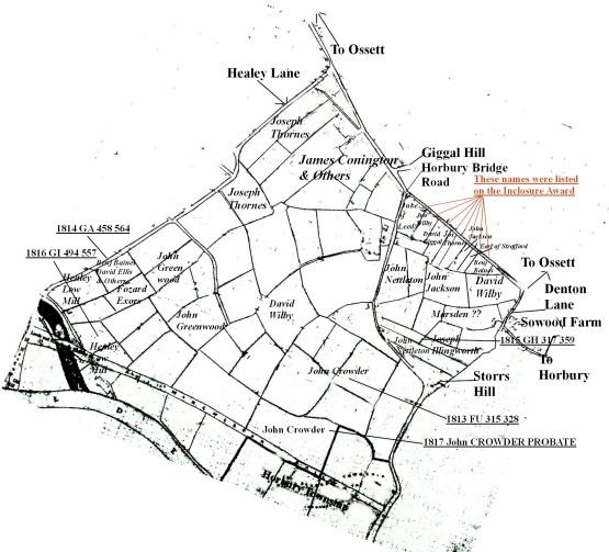 NEW 1812 - 1817