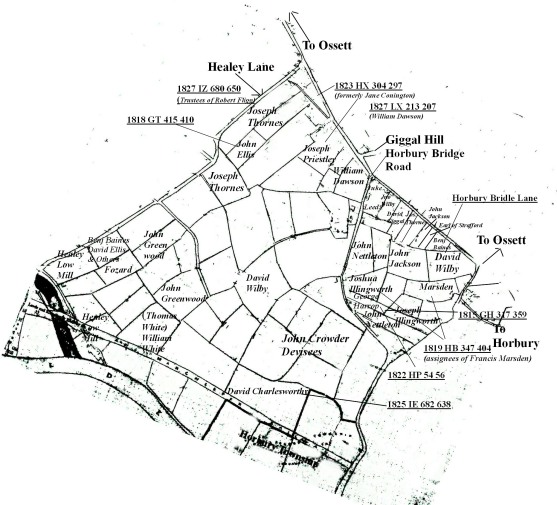 NEW 1818 - 1827